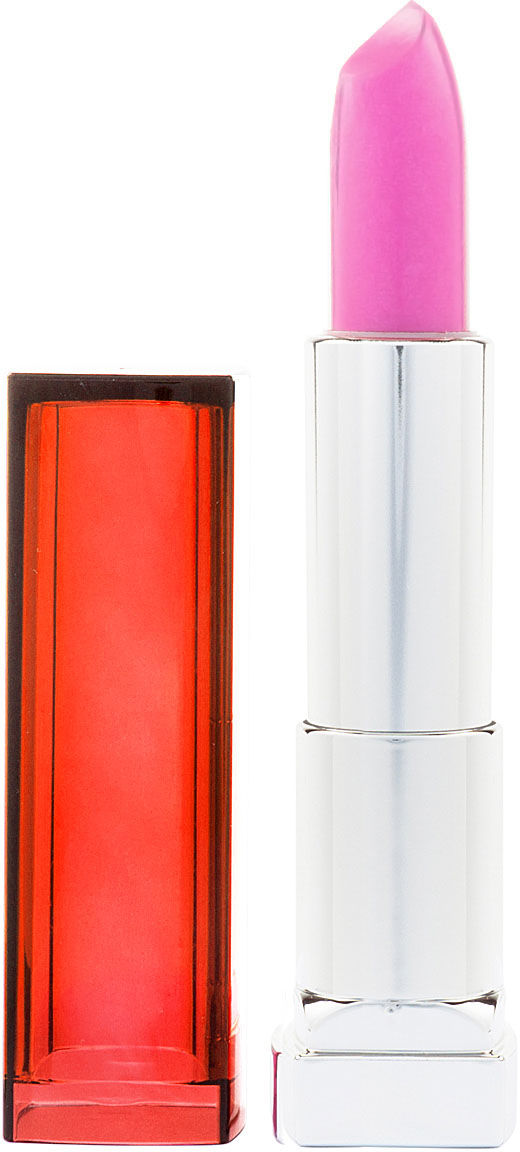 """Maybelline New York Помада для губ """"Color Sensational, Роскошный цвет, Сочный фреш"""", оттенок 900, Розовый леденец, 4,4 г"""