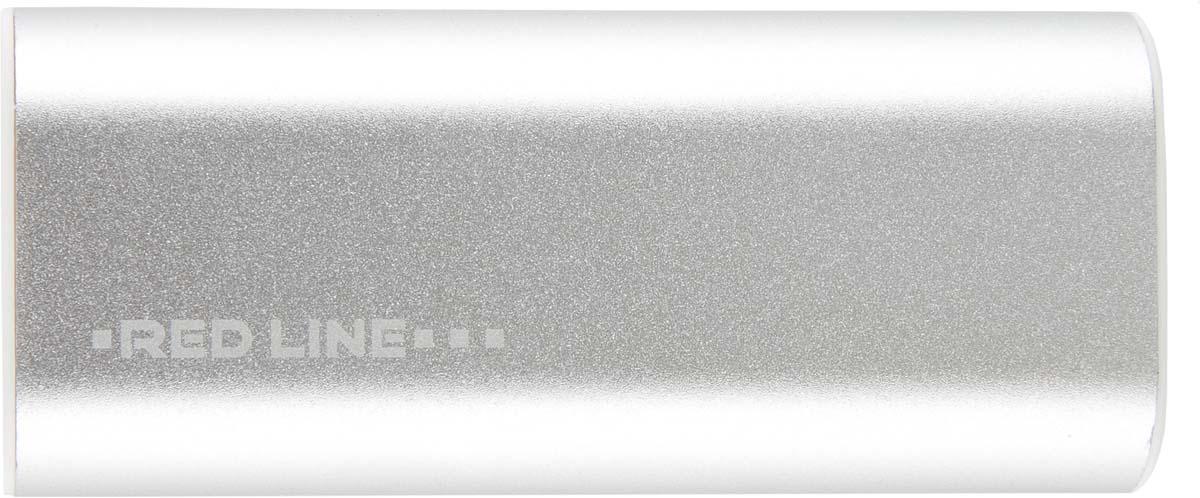 Red Line H13, Silver внешний аккумулятор (4 000 mAh) внешние аккумуляторы для мобильных телефонов