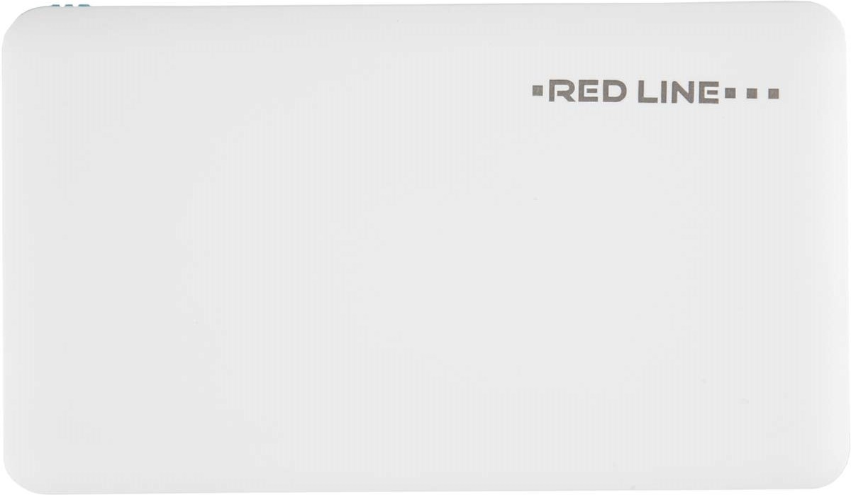 лучшая цена Red Line С5, White внешний аккумулятор (5 000 mAh)