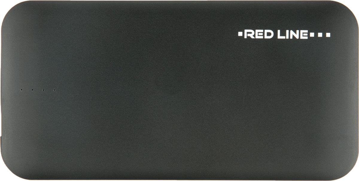 Red Line B8000, Black внешний аккумулятор (8 000 mAh) аккумулятор red line j03 3000mah black ут000013099