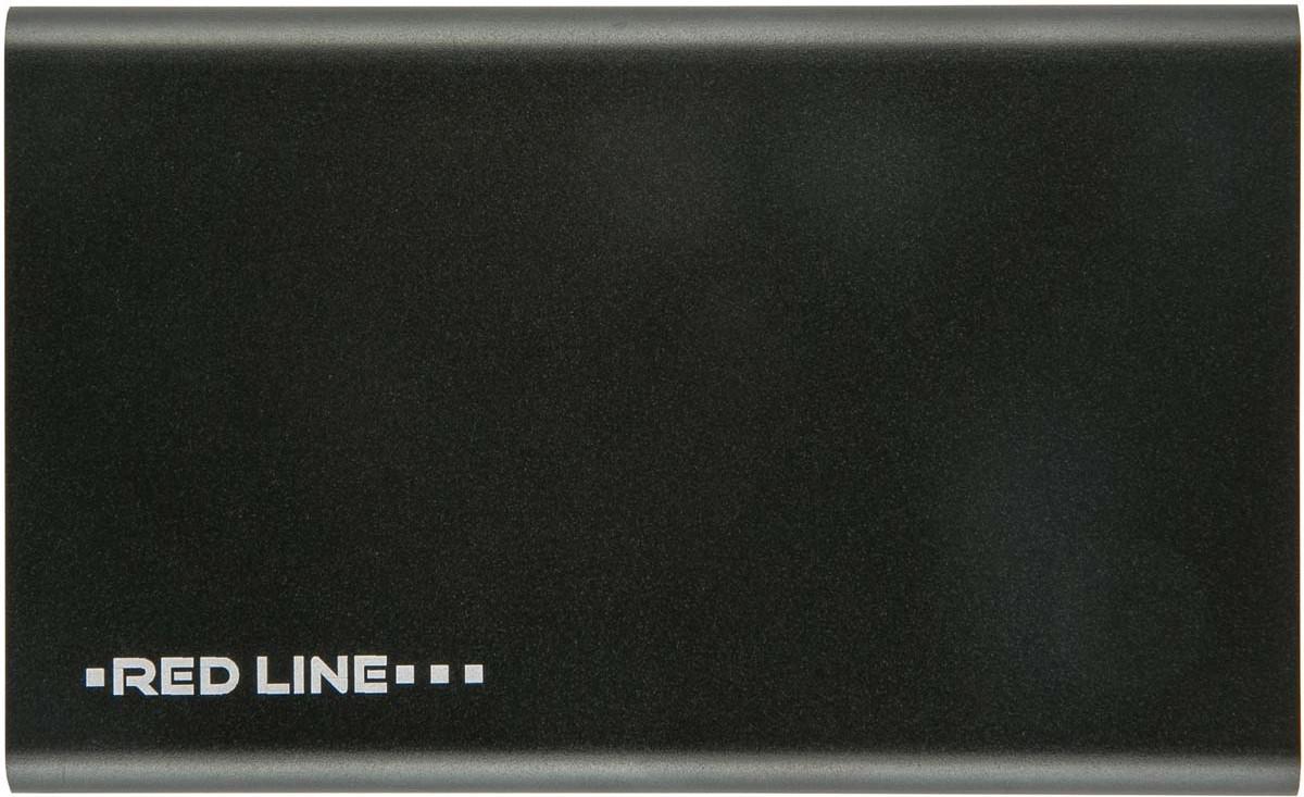 Red Line J03, Black внешний аккумулятор (3 000 mAh) аккумулятор red line t8 8000mah blue