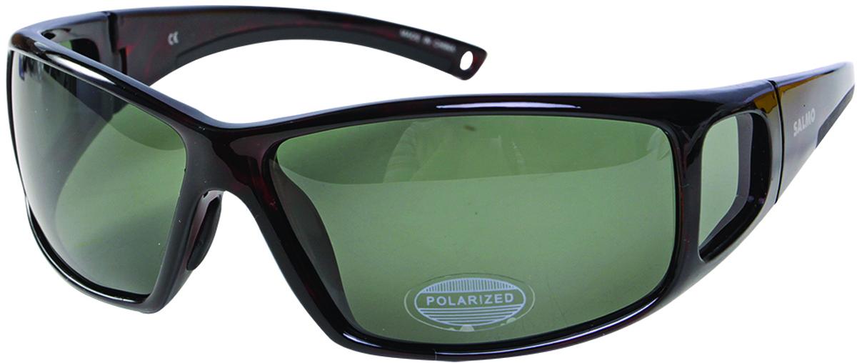 Очки поляризационные Salmo, цвет: темно-коричневый. S-2512 цена