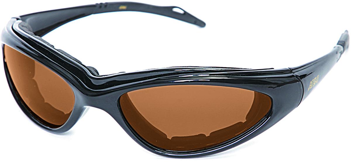 Очки поляризационные Salmo, цвет: черный. S-2519 цена