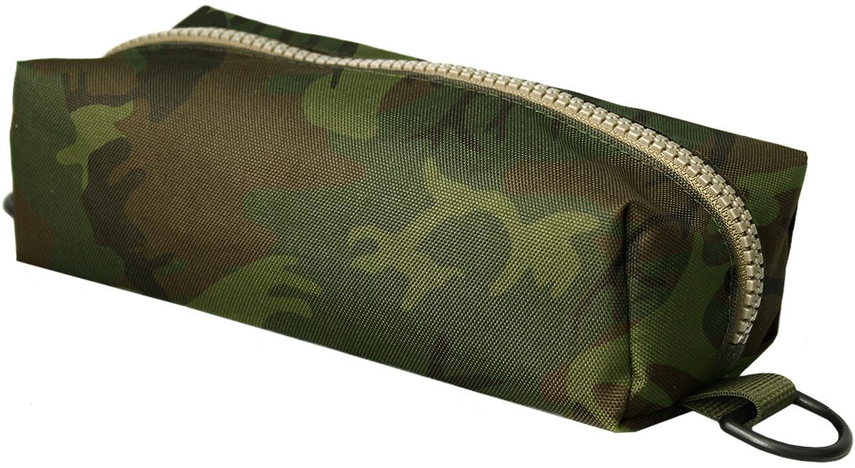 Пенал тактический Tplus, оксфорд 600, цвет: нато, 20 x 10 x 4 см сумка рыбака tplus 600 цвет цифра 40 x 22 x 24 см