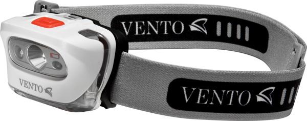 Фонарь налобный Vento Photon, светодиодный, цвет: белый