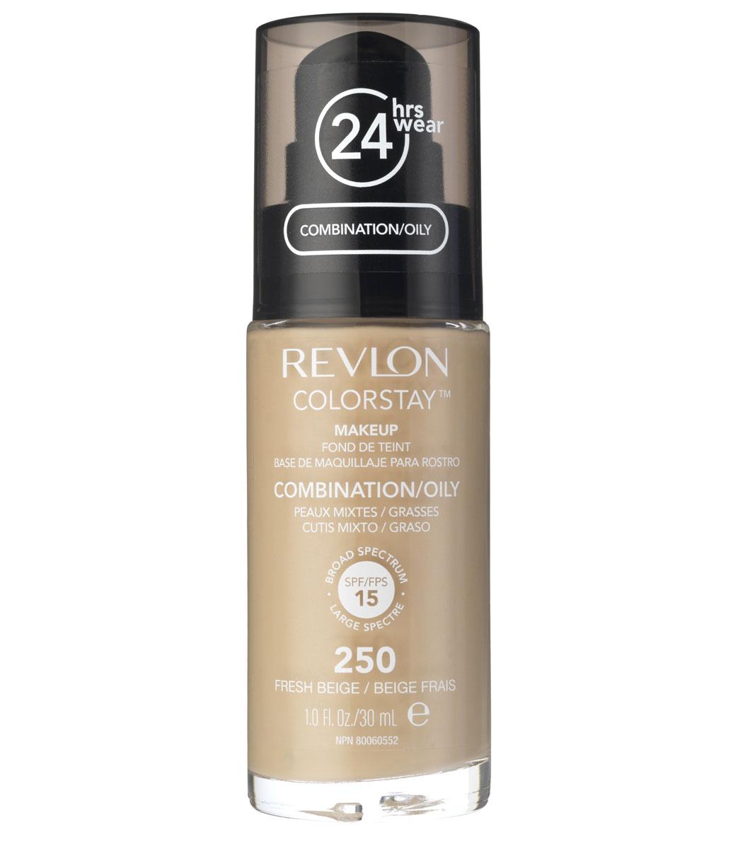 Revlon Тональный Крем для Комб-Жирн Кожи Colorstay Makeup For Combination-Oily Skin Fresh beige 250 30 мл недорого
