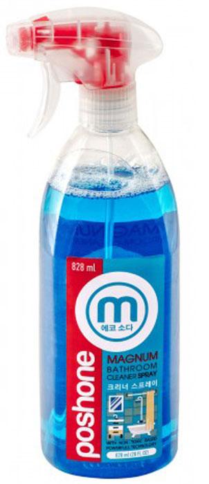 Средство для ванной и туалета Posh One Magnum, универсальное, 828 мл спрей для потенции magnum