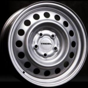 Колесный диск TREBL (Штампованные)611863