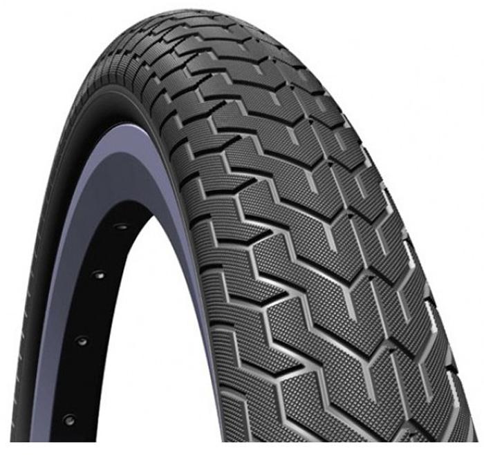 Покрышка велосипедная Mitas V94 Zirra F, цвет: черный, 20 x 2,25
