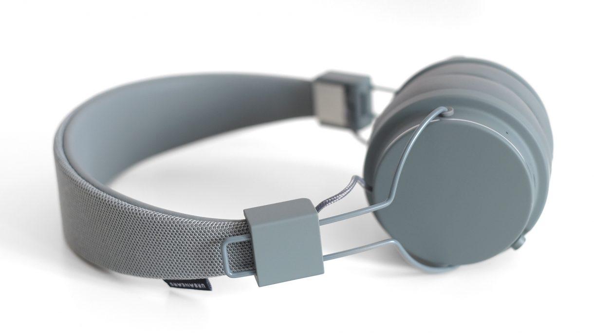 Беспроводные наушники Urbanears Plattan 2 Bluetooth, серый цена и фото