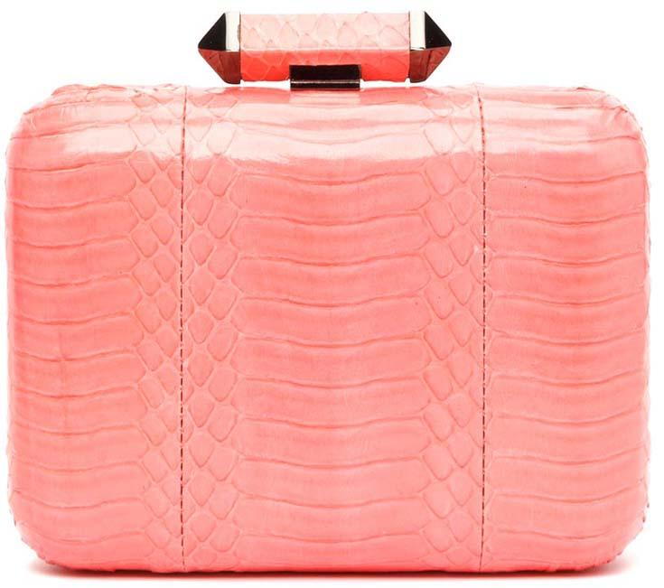 Клатч женский Vitacci, цвет: розовый. C0170 клатч vitacci vitacci vi060bwckax5