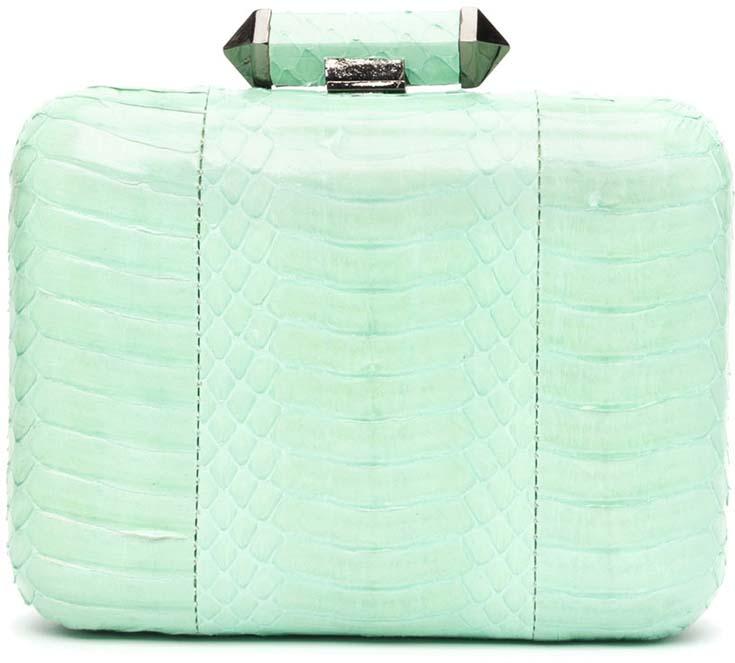 Клатч женский Vitacci, цвет: светло-зеленый. C0171 клатч vitacci vitacci vi060bwckax5
