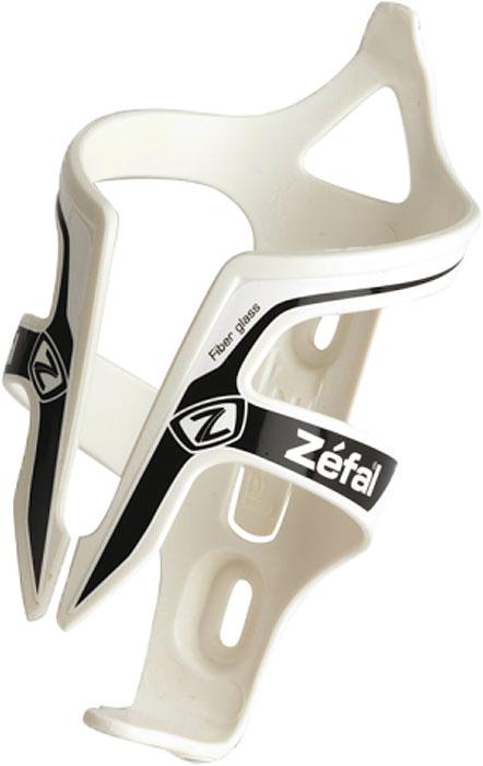 Флягодержатель Zefal Pulse Fiber Glass, цвет: белый флягодержатель zefal pulse fiber glass цвет черный