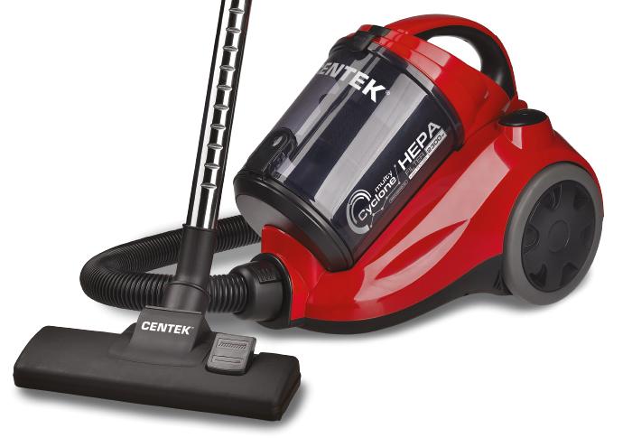 Centek CT-2530, Red Black пылесос стоимость