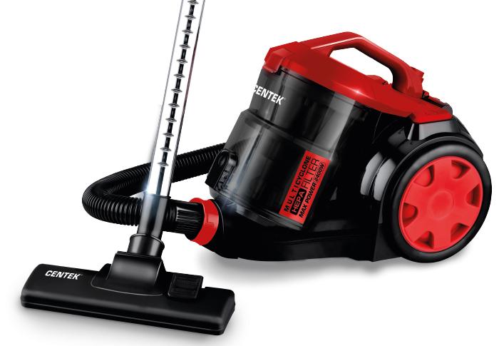 Centek CT-2536, Red Black пылесос стоимость