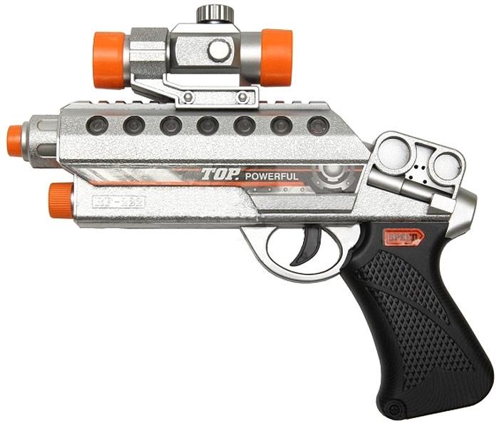 4HOME Игрушечное оружие Космический бластер 25,4 см игрушечное оружие s s toys арбалет со световыми эффектами