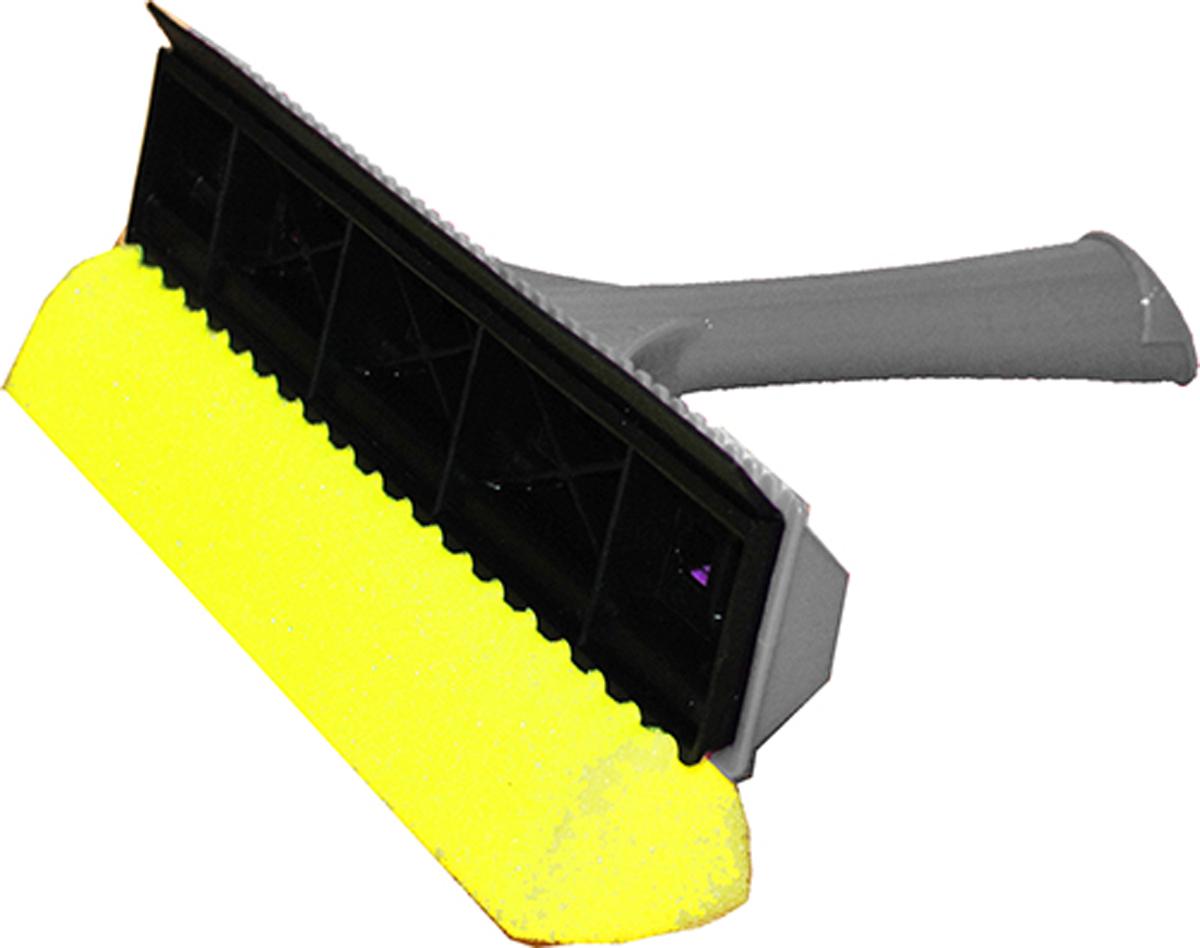 Стеклоочиститель Svip, цвет: серый стеклоочиститель svip с водосгоном цвет аметист желтый длина 20 см
