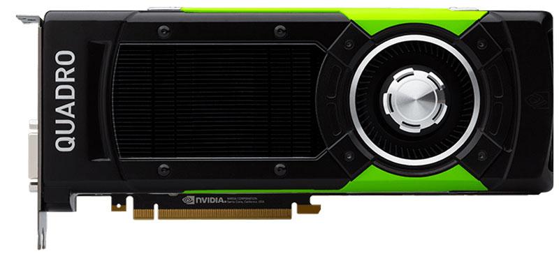 Видеокарта PNY NVIDIA Quadro P6000 24GB (VCQP6000-PB)