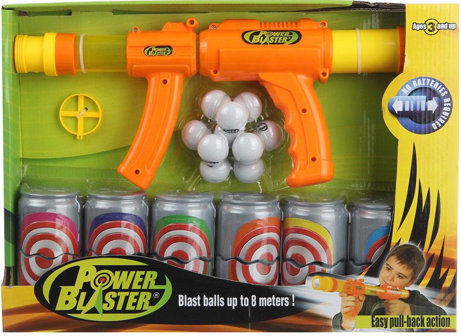 Toy Target Игрушечное оружие Power Blaster 22012