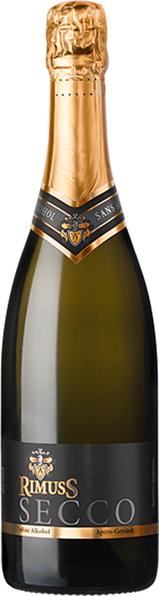 Rimuss Secco Шампанское полусухое безалкогольное, 0,75 л rimuss secco шампанское полусухое безалкогольное 0 75 л