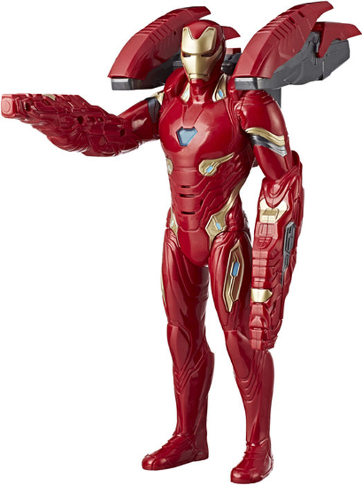 Фото - Avengers Игрушка Железный Человек в усиленной броне фигурка железный человек режим сражения hasbro e0560