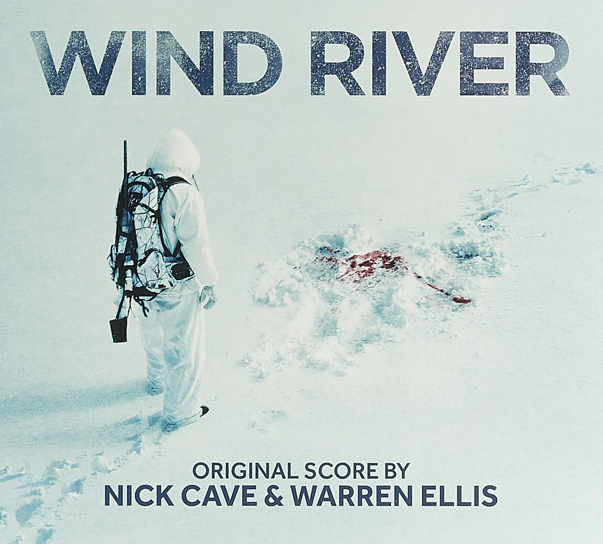 Ник Кейв,Уоррен Эллис Nick Cave & Warren Ellis. Wind River (Original Motion Picture Soundtrack) (CD) виниловая пластинка nick cave ellis warren kings ost