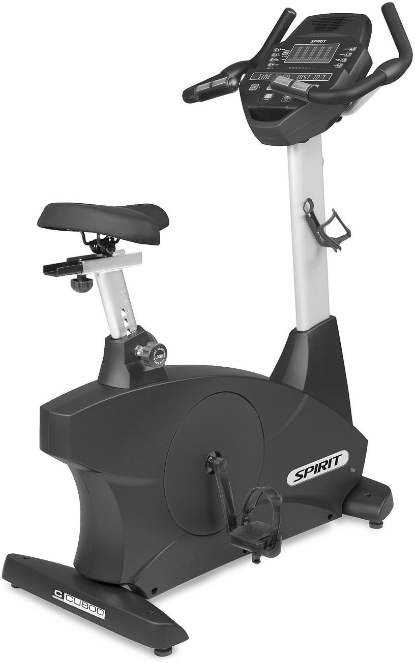 все цены на Велотренажер Spirit Fitness CU800 онлайн