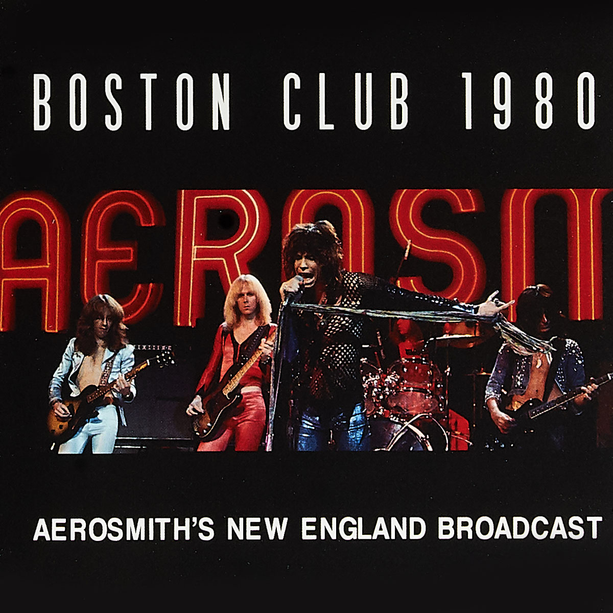 Aerosmith Aerosmith. Boston Club 1980 aerosmith aerosmith get your wings