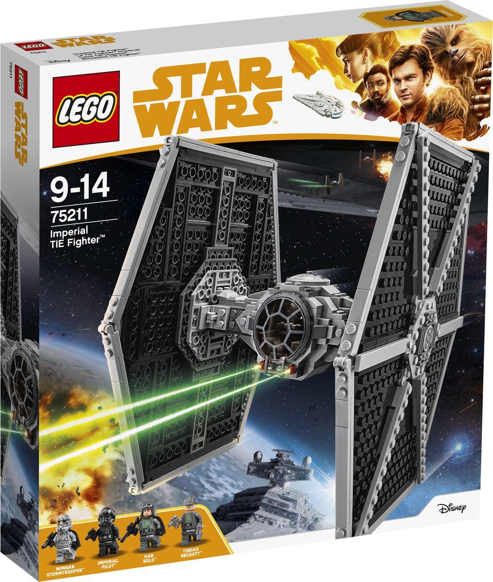 LEGO Star Wars 75211 Имперский истребитель СИД Конструктор
