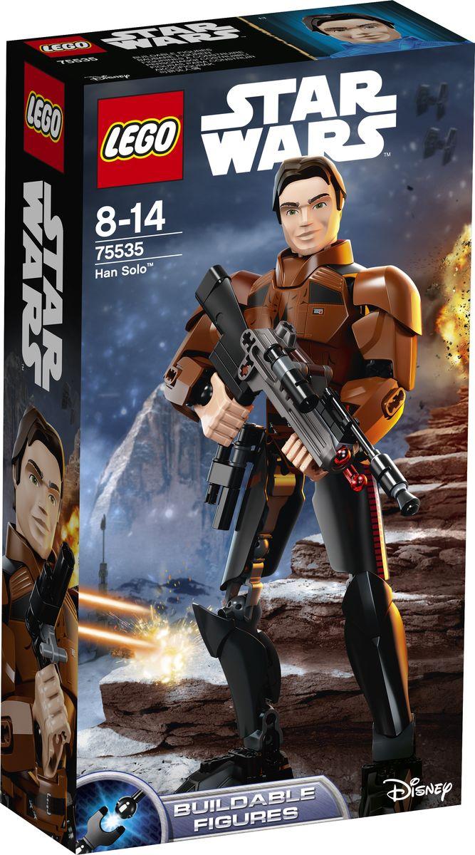 LEGO Star Wars Constraction 75535 Хан Соло Конструктор