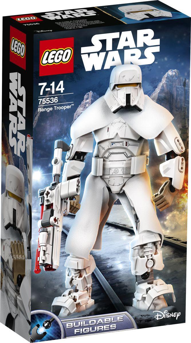 LEGO Star Wars Constraction 75536 Пехотинец спецподразделения Конструктор
