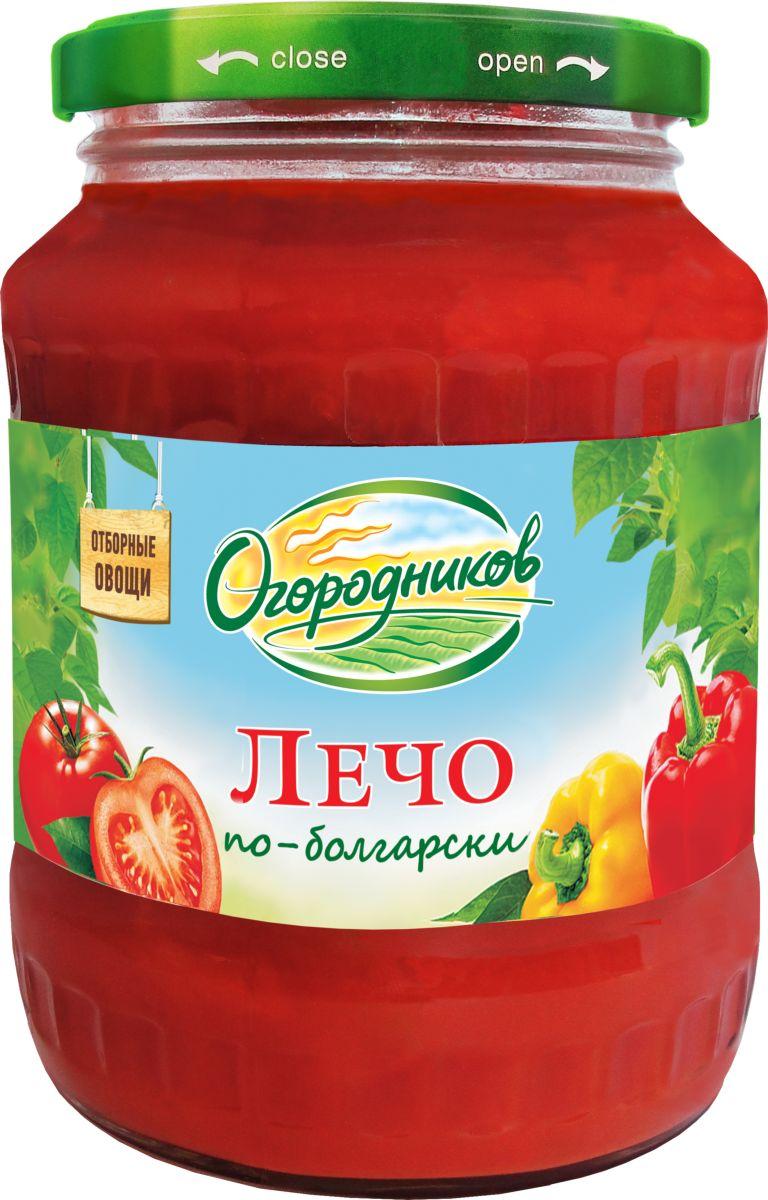 цены на Огородников Лечо по-болгарски, 680 г  в интернет-магазинах