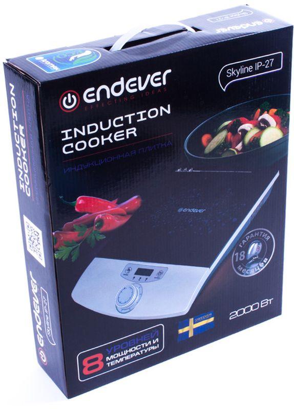Настольная плита Endever IP-27 Endever