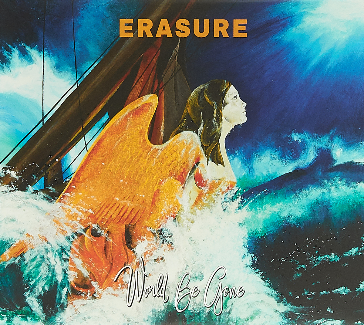 Erasure Erasure. World Be Gone erasure erasure world be gone