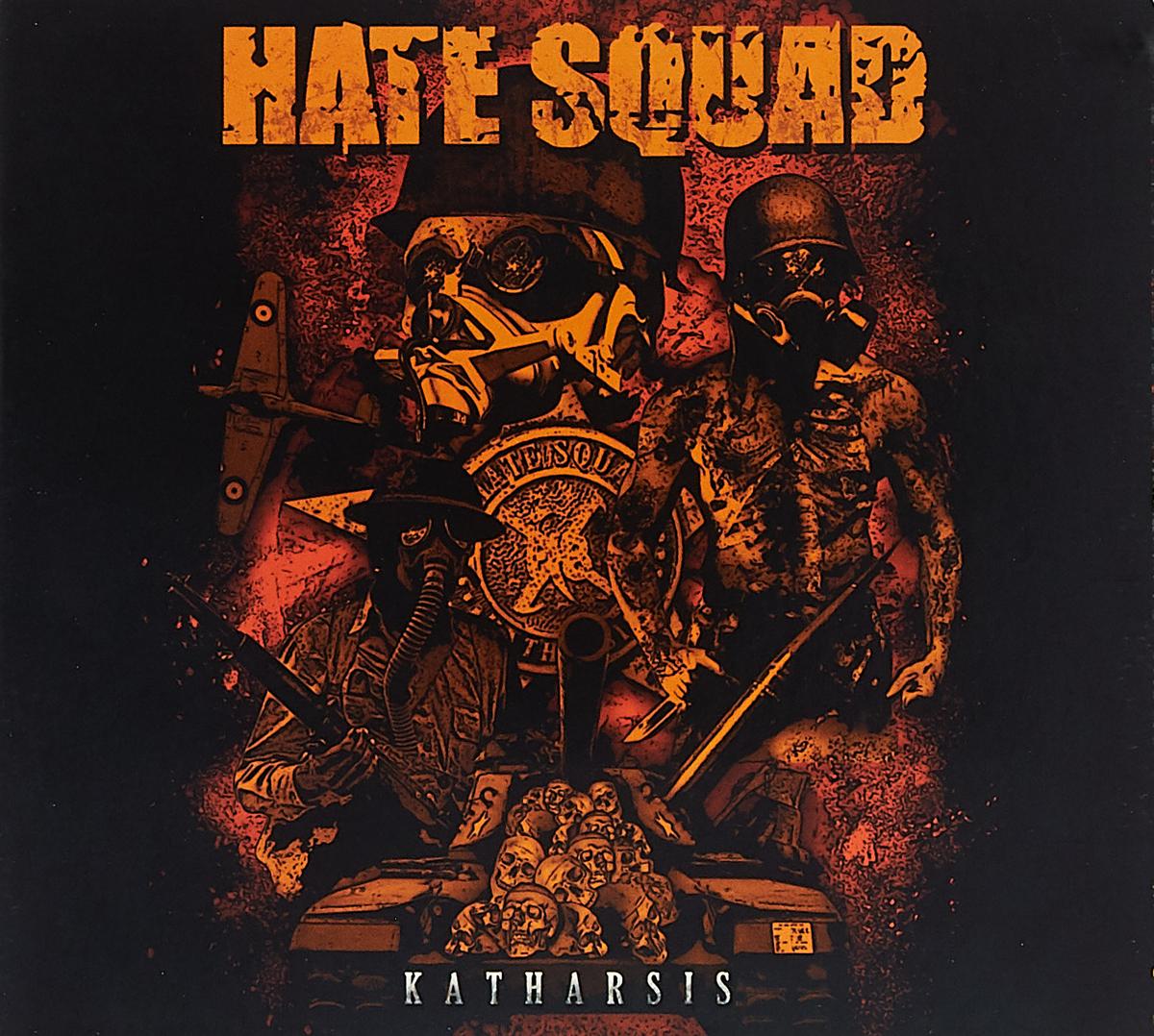 Фото - Hate Squad Hate Squad. Katharsis hate squad hate squad katharsis