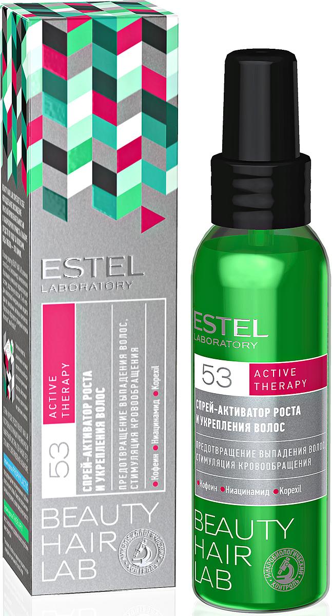 Спрей-активатор роста и укрепления волос ESTEL BEAUTY HAIR LAB 100 мл BHL/3 спрей push up для волос estel beauty hair lab 100 мл bhl 15