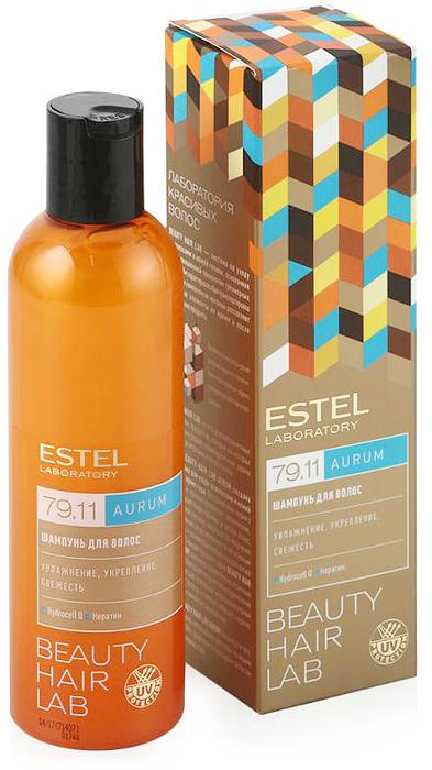 Шампунь для волос ESTEL BEAUTY HAIR LAB AURUM 250 мл BHL/A1 шампунь антистресс для волос estel beauty hair lab 250 мл