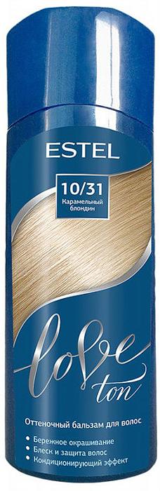 Оттеночный бальзам для волос Estel Love Ton 10/31 Карамельный блондин LT10/31