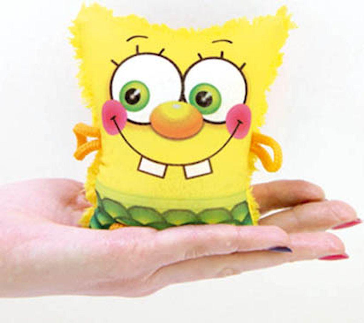 Игрушка для ванной Штучки, к которым тянутся ручки 14игг01ив-14 желтый