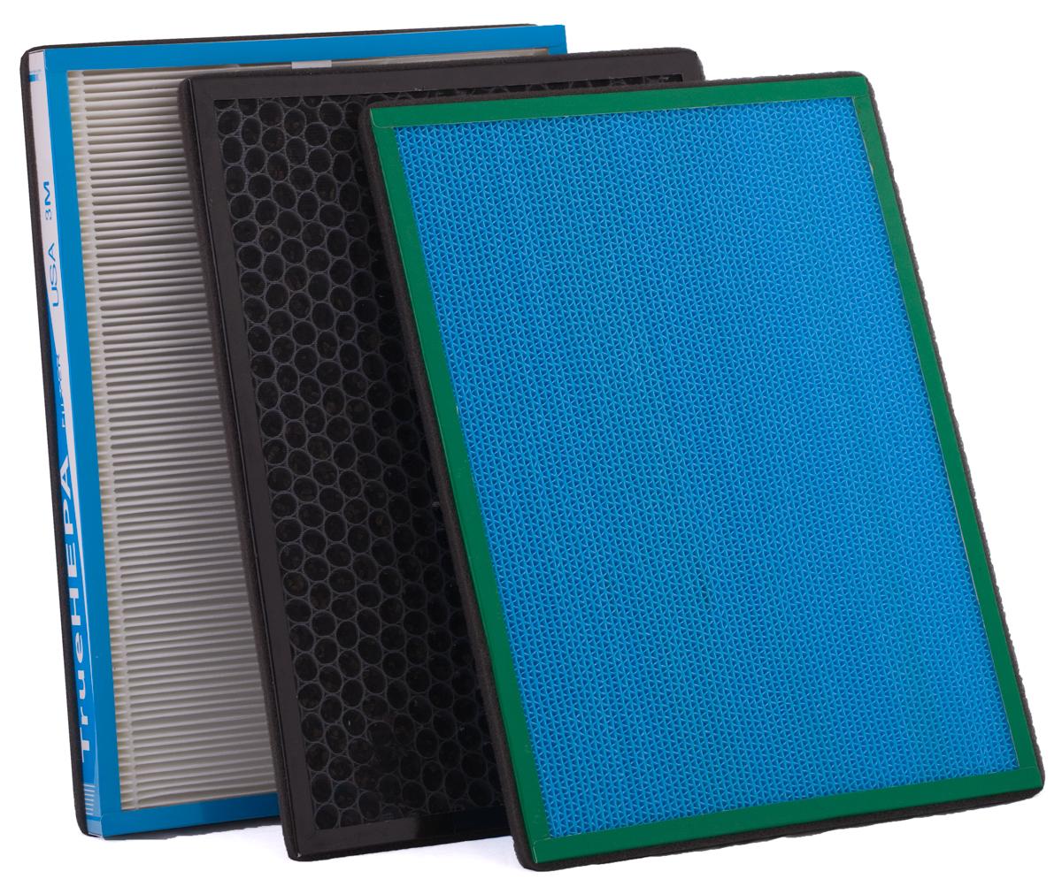 AIC комплект фильтров для воздухоочистителя AIC АР1101 увлажнители и очистители воздуха crane набор фильтров для очистителя воздуха