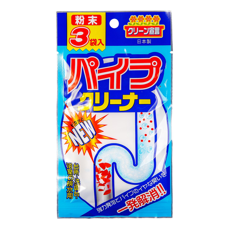 Средство для чистки труб Nagara, 3 х 20 г nagara средство для чистки туалета 5 шт