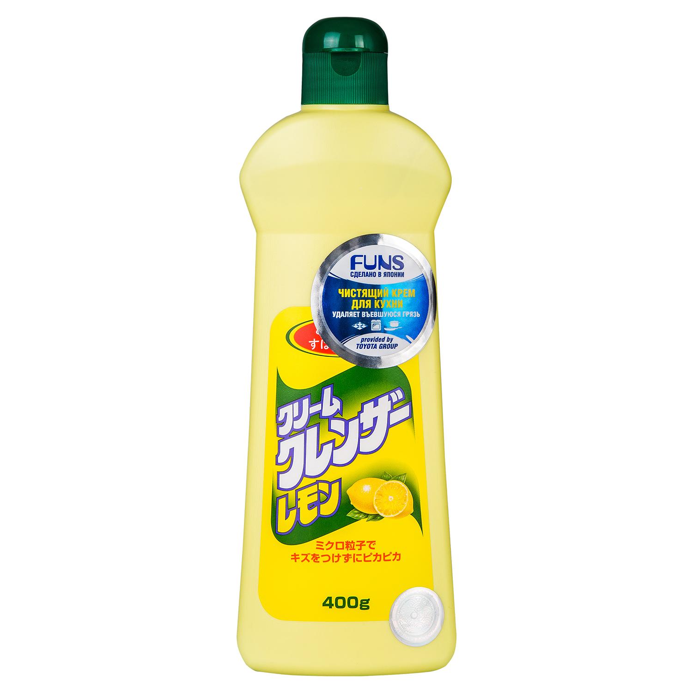 Кремообразное чистящее средство для кухни Daiichi Лимон, 400 г автокресло daiichi first 7