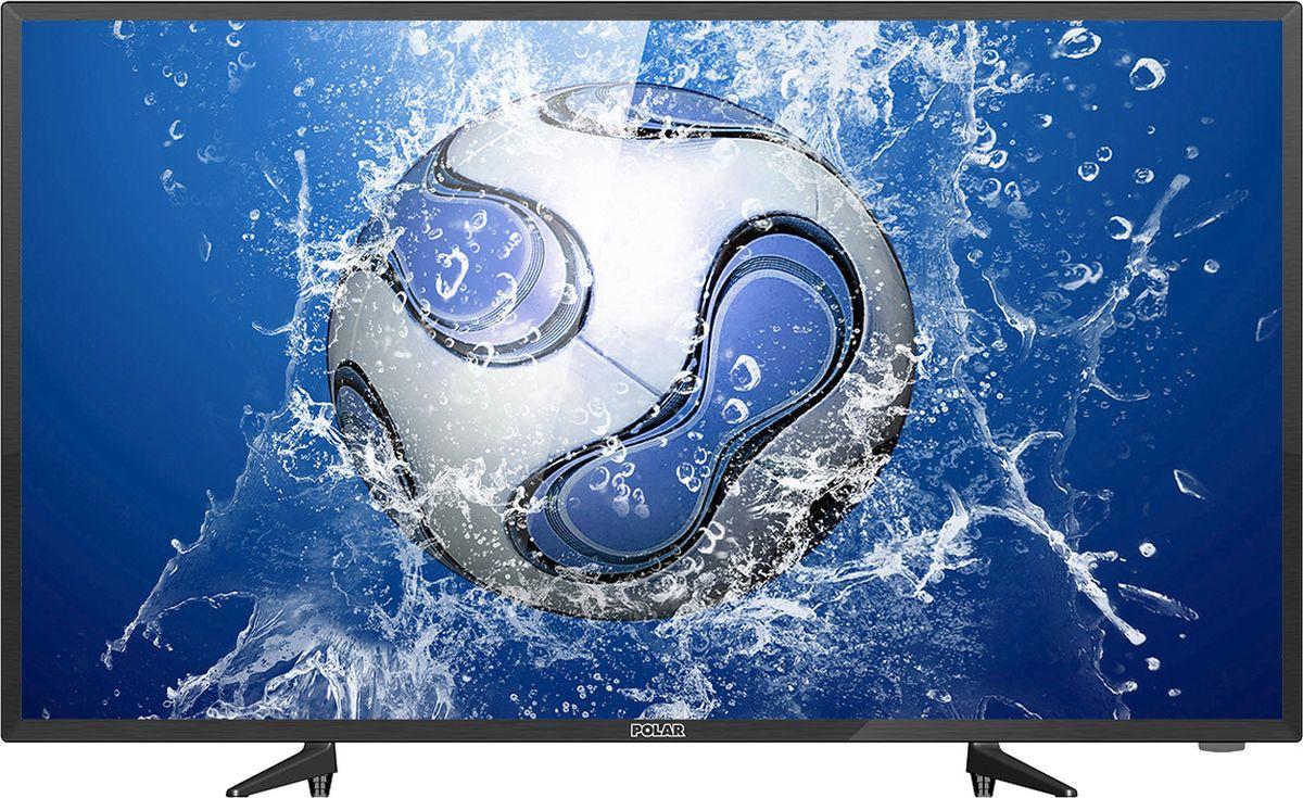 Телевизор Polar P40L21T2SC 40, черный телевизор polar p49l21t2c 49