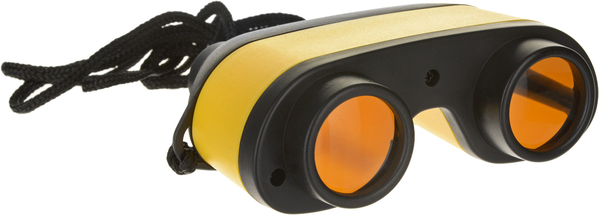 Edu-Toys Бинокль BN328 цвет черный желтый цена