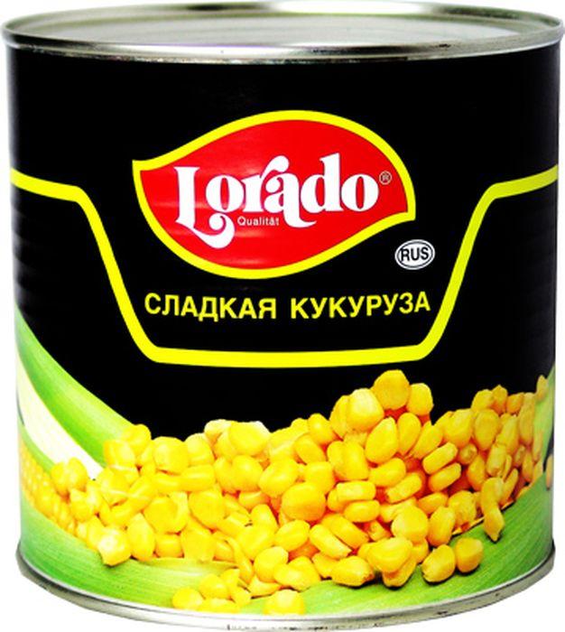Lorado Кукуруза, 425 мл кукуруза bonduelle сладкая 340г