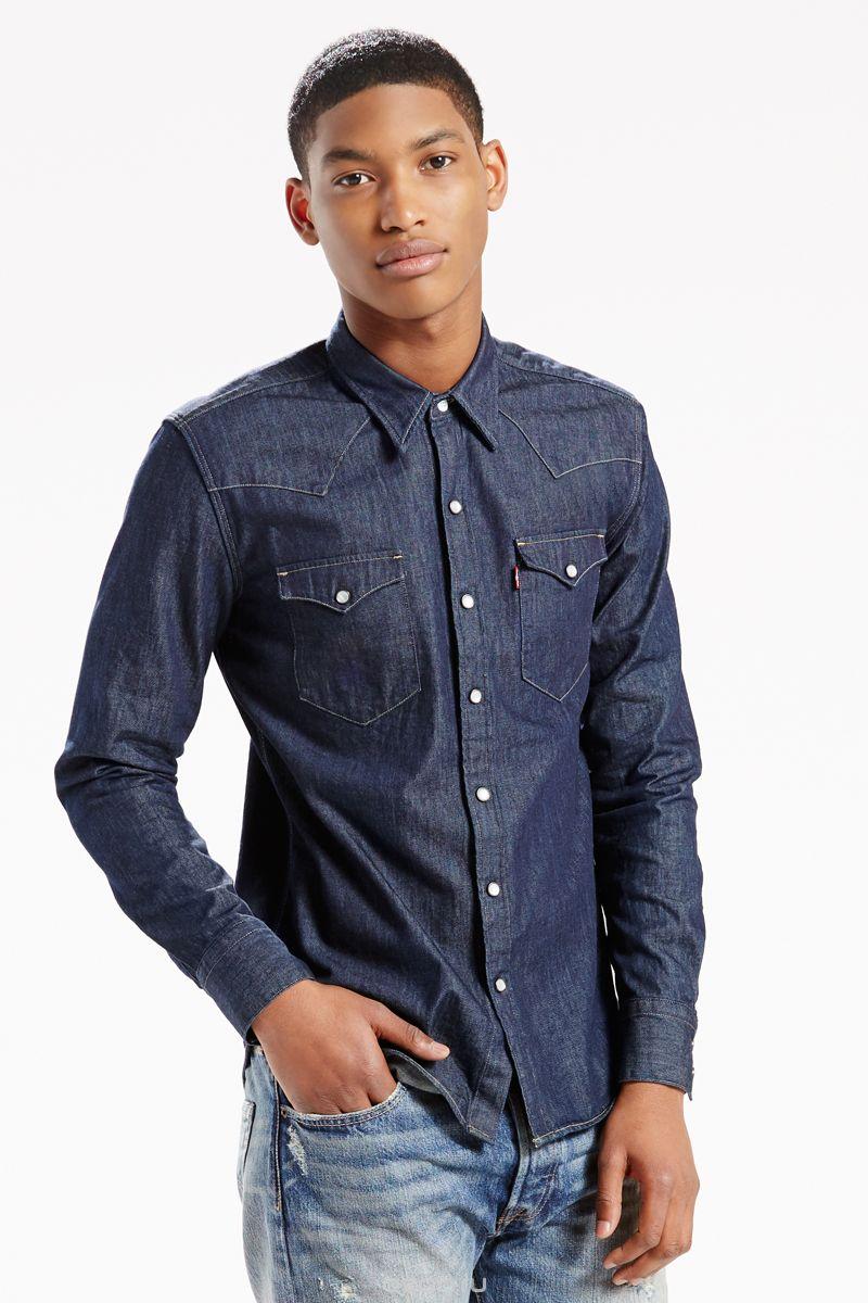 20088e7f61ad3 Рубашка Levi's — купить в интернет-магазине OZON.ru с быстрой доставкой