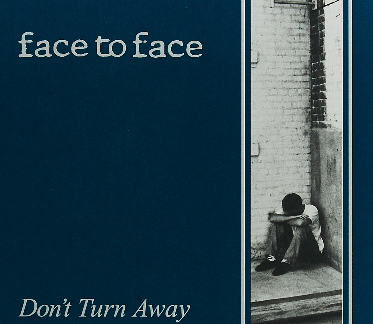Фото - Face To Face Face To Face. Don't Turn Away (2016 Reissue) face to face короткое платье