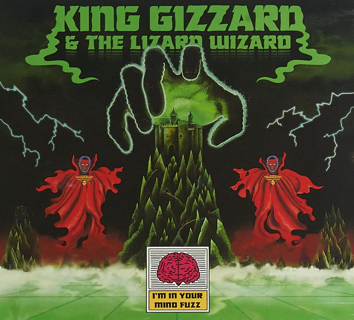 все цены на King Gizzard & The Lizard Wizard King Gizzard And The Lizard Wizard. I'm In Your Mind Fuzz онлайн