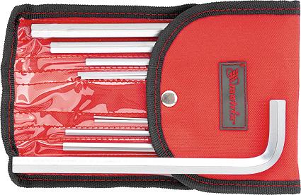 """Набор имбусовых ключей Matrix """"Hex"""", удлиненных, 1,5-12 мм, 10 шт"""