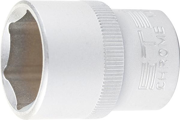 Головка торцевая Stels, 6-гранная, под квадрат 1/2, 22 мм Уцененный товар (№1)